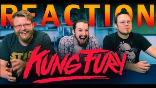 Kung Fury REACTION!!