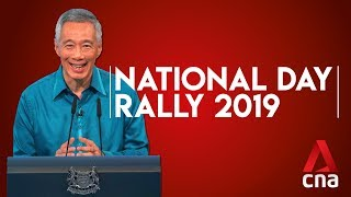 [LIVE HD] National Day Rally 2019