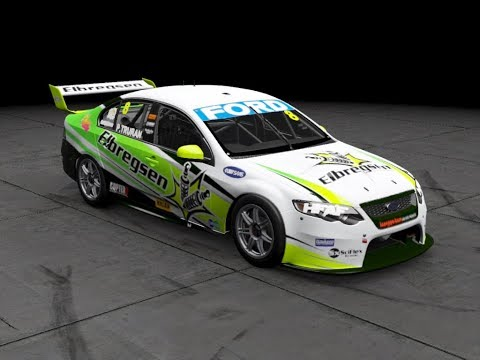 Project CARS 2 || Ford Falcon V8 || Race Lap @ Bathurst || Cockpit & Trackside Mix