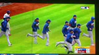 Mets clinch wildcard