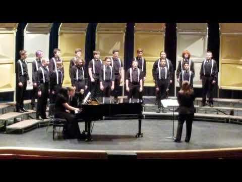Men of Note Spring Concert Roseburg High School