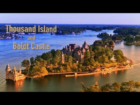 Thousand Island & Boldt Castle