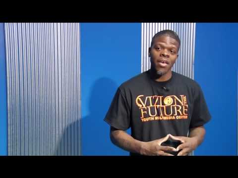 Vizion The Future Youth Multimedia Center Reported on Channel 12 News