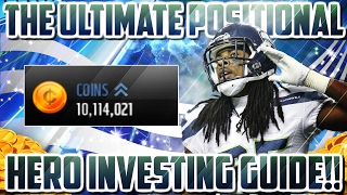 TURN 100K INTO MILLIONS WITH THIS MADDEN COIN GUIDE!! OFFICIAL