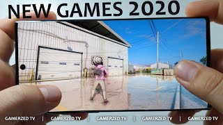 TOP 10 NEW OFFLINE GAMES FOR ANDROID & IOS IN 2020 | ULTRA GRAPHICS GAMES | PART 3