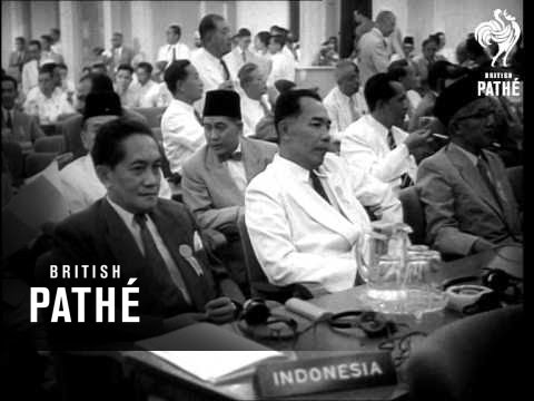 Asian / African Conference In Bandung (1955)