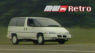 1990 GM APV's | Retro Review