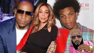 Wendy Williams SON Puts HANDS On His DAD Kevin Hunter!