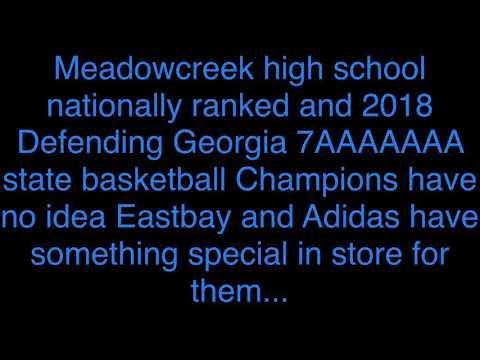 MEADOWCREEK HIGH SCHOOL SHOE REVEAL 2018