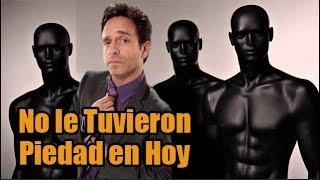 Echaron A Reynaldo Rossano Sin Importarles Su Nueva Apariencia