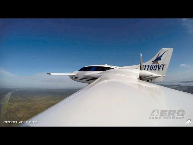 Airborne 01.21.21: Velocity V-Twins, Heli-Expo Cancelled, Ligado Debacle