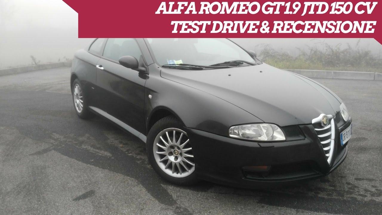 Alfa Romeo Gt 1 9 Jtd   La Coup U00e9 D U0026 39 Altri Tempi
