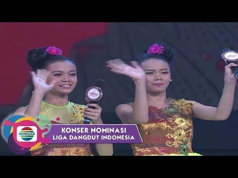 Inilah JUARA provinsi RIAU di Konser Liga Dangdut Indonesia!