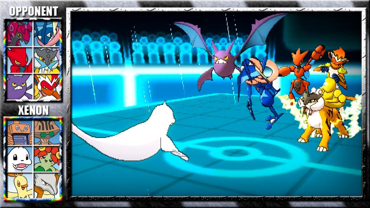 pokemon x and y wi fi battle vs shamuli need more dewgong in my