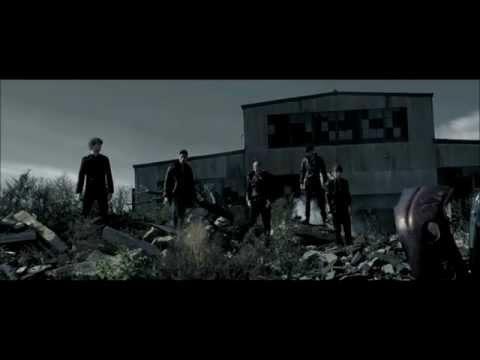 The Wanted - Warzone (Mart Tweedy Video Mix - Basto Remix)