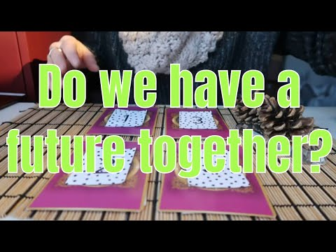 Free online tarot - PICK A CARD ** Do we have a future together