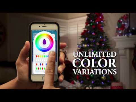 Smart Christmas Music Lights by EMIO