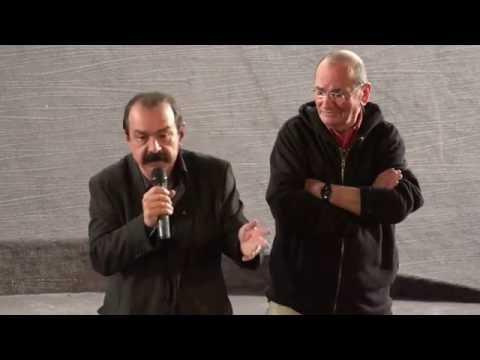Le 1er-Mai des Amis de l'Huma. 4ème partie : Philippe Martinez et  Patrick Le Hyaric