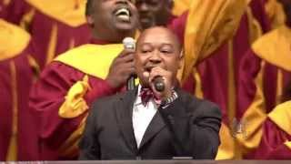15 minutes of straight Praise West Angeles COGIC Style