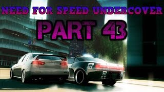 Need For Speed: Undercover (PC) Walkthrough Part 43 Races [No Commentary] (720 HD)