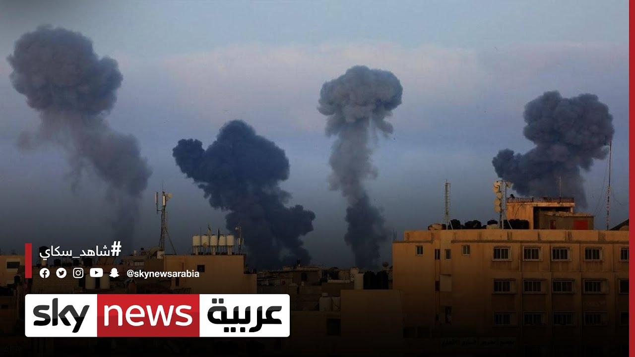مقتل 16 عنصرا من حماس في ضربة جوية إسرائيلية في غزة  - نشر قبل 3 ساعة