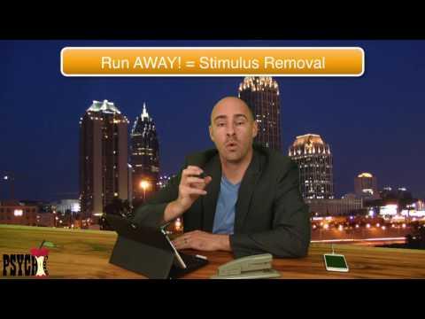 Aversive stimulus