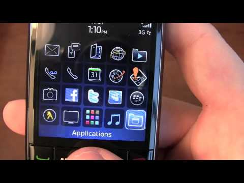 BlackBerry Pearl 3G Review