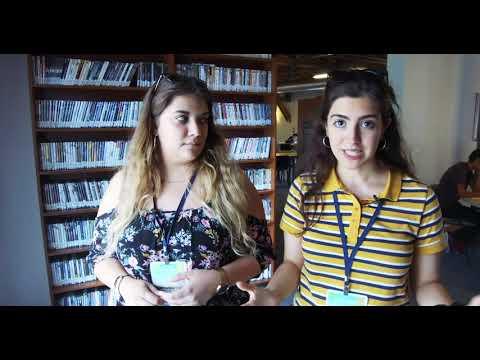 """Kampüs Turu Vlog """"Şevval Ve Ayşe Ile KHAS'ı Geziyoruz"""""""