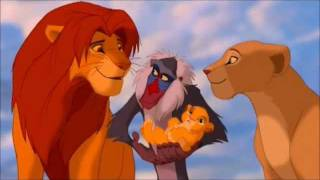 The Lion King. Circle of Life. Elton John version.