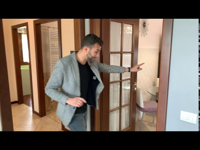 Video Tour Via Alberti 9