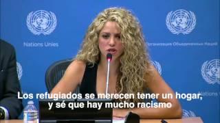 United Nations: Shakira