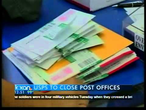 USPS To Close Post Offices