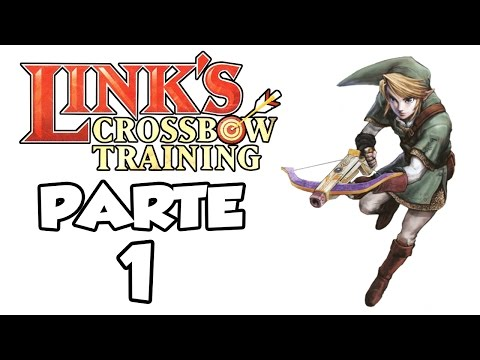 Let's Play: Link's CrossBow Training - Parte 1