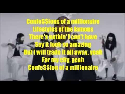 Confessions - Lecrae (lyrics on screen)
