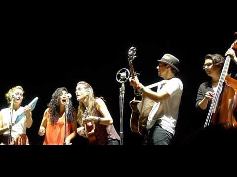 Hello, You Beautiful Thing - Jason Mraz YES! Tour Live in San Antonio