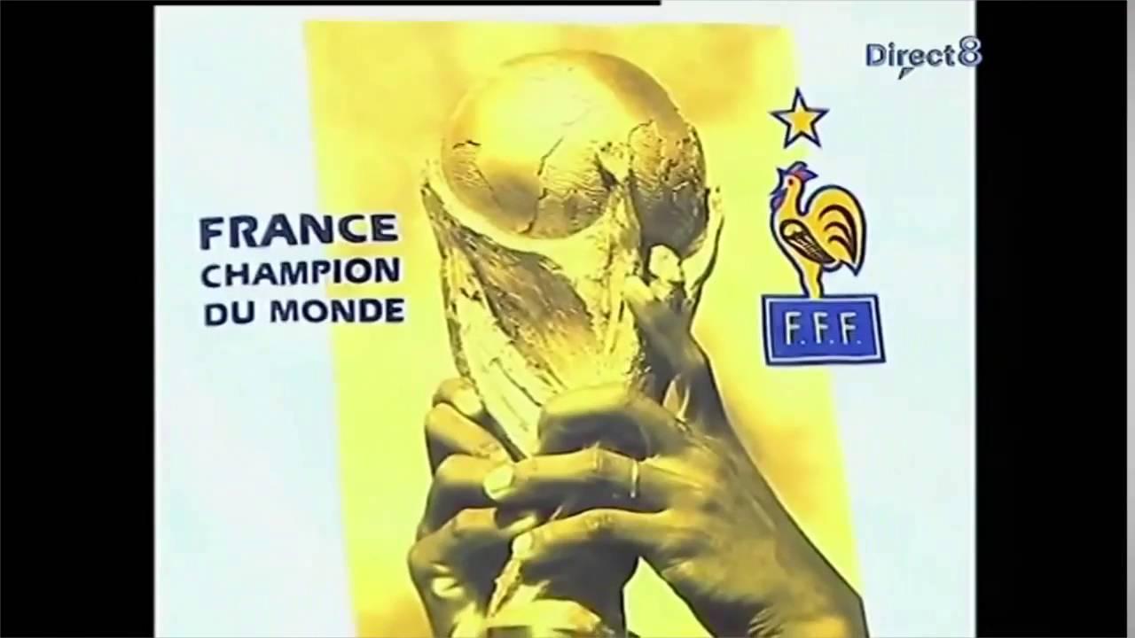 Emmanuel petit a des doutes sur la victoire des bleus durant la coupe du monde 1998 youtube - Emmanuel petit coupe du monde 1998 ...