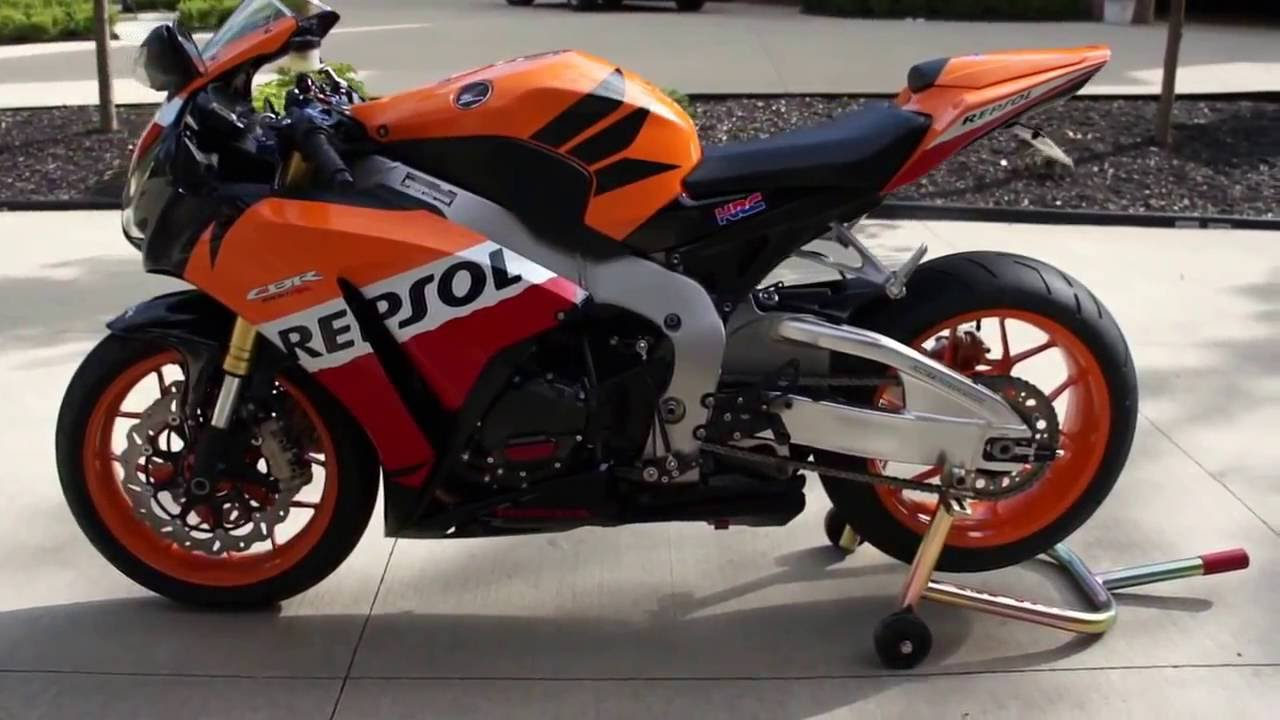 Kelebihan Honda Cbr1000Rr Repsol Review