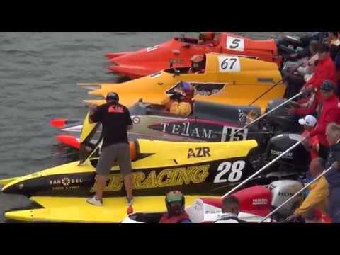 18-9-2016 JAPAN GP POWERBOAT RACE in GAMAGORI F-550