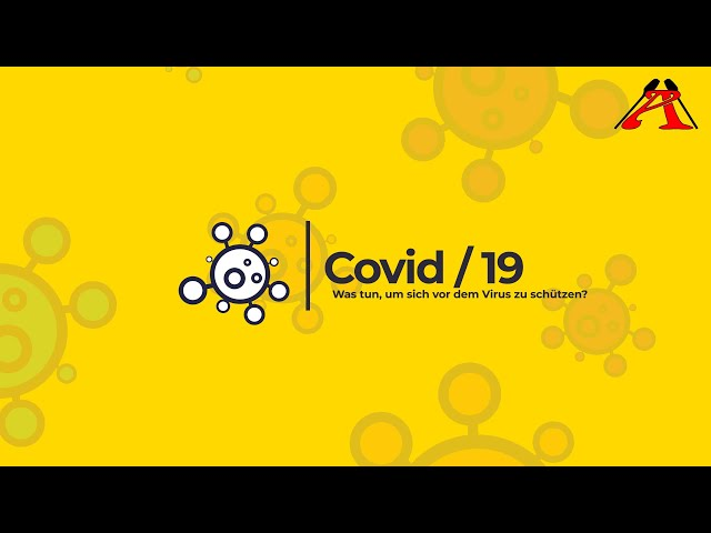 Covid 19 Hinweis