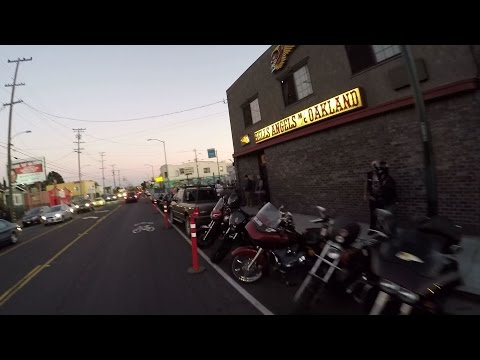 Hells Angels in Clubhouse Oakland