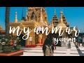 Myanmar (Yangon) Travel Diary