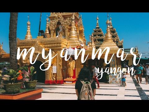 Myanmar Travel Diary