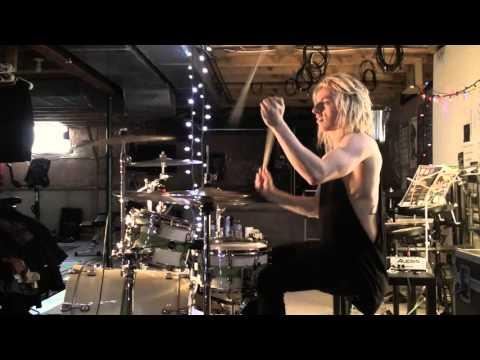 Wyatt Stav - Asking Alexandria - A Prophecy (Drum Cover)