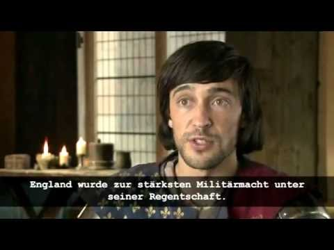 Blake Ritson talks about Edward III