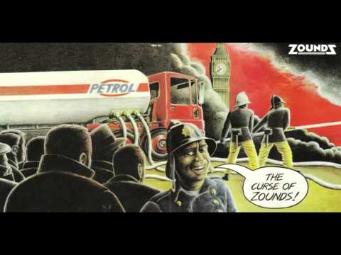 Zounds - The Curse of Zounds - Singles (1980-2002) - PUNK 100%