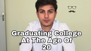 Baixar Graduating College At The Age Of 20 !
