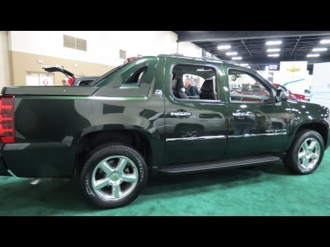How to upgrade a 2011 avalanche lt to an ltz autos post for Green light motors fremont