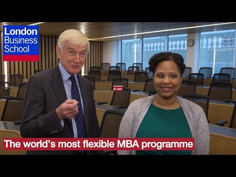 Then and now: the world's most flexible MBA | London Business School