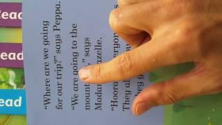 Как читать по английски легко? Пеппа Пиг 2