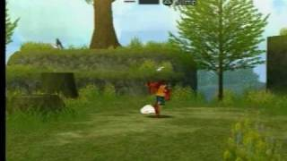 [PS2] Wild Arms 4 Gameplay